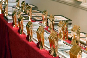 EXCEL Awards Statues